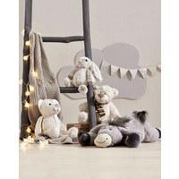 PLÜSCHTIER Hase - Creme, Basics, Textil (18cm) - My Baby Lou