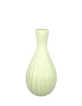 VAS - grön, Design, keramik (12,5/22,5cm) - Ambia Home