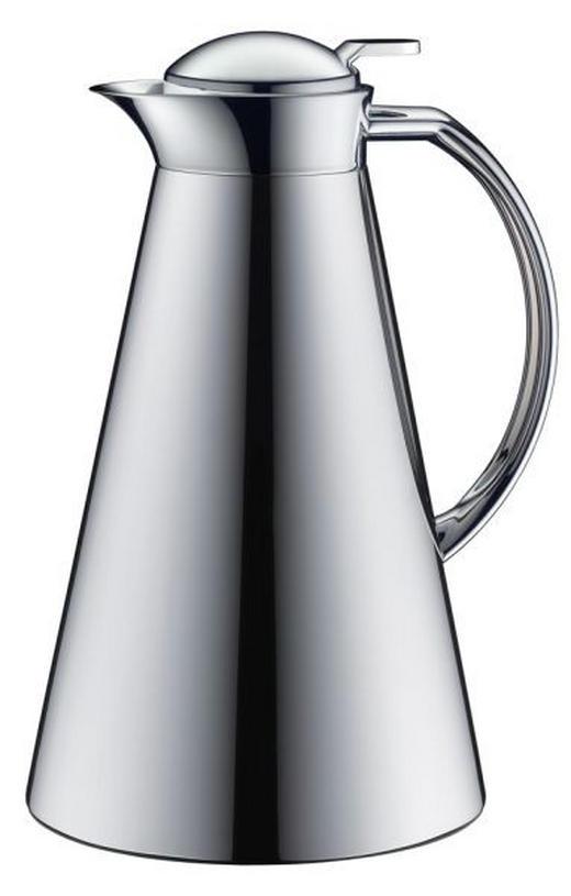 ISOLIERKANNE 1 L - Silberfarben, Basics, Metall (1l) - ALFI