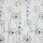 DEKOSTOFF per lfm blickdicht  - Grau/Grün, KONVENTIONELL, Textil (140cm) - Esposa