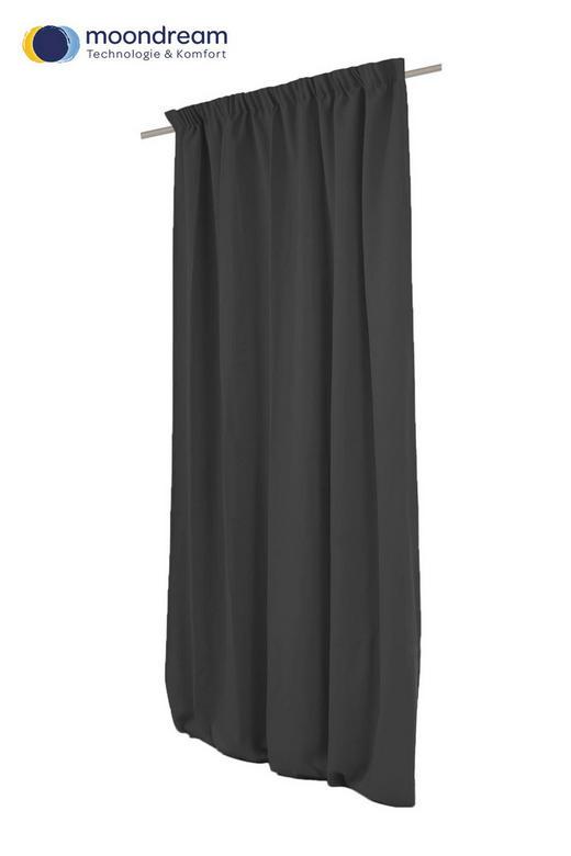 VERDUNKELUNGSVORHANG  Verdunkelung  145/260 cm - Anthrazit, Textil (145/260cm)