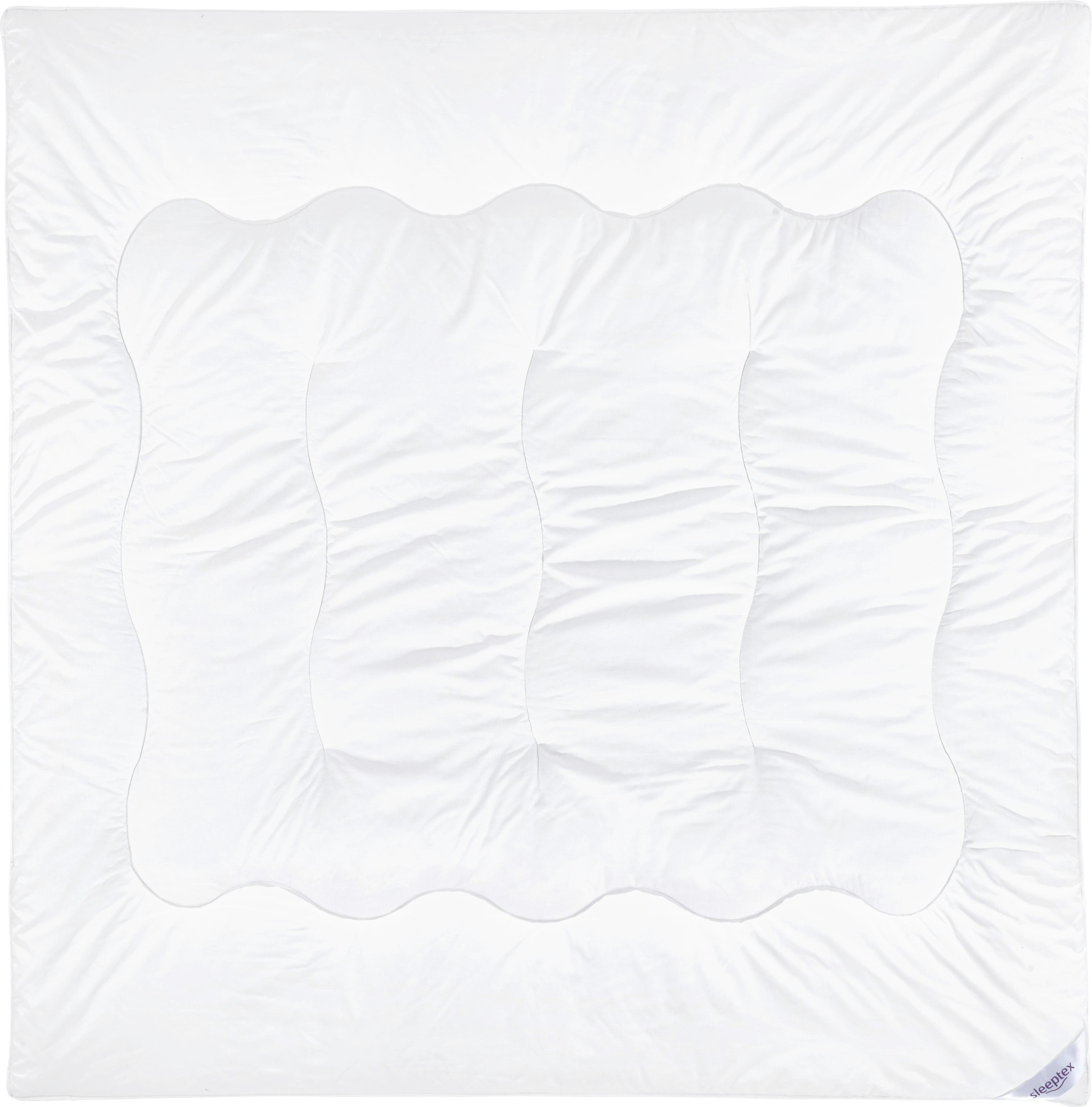 PŘIKRÝVKA - bílá, Basics, textil (200/200cm) - SLEEPTEX