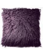 FELLKISSEN  - Lila, Trend, Textil (45/45cm) - Ambia Home