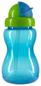 BABYTRINKFLASCHE - Blau, Basics, Kunststoff (7/15cm) - My Baby Lou