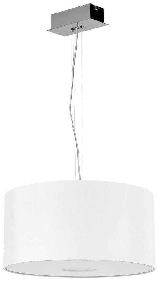 LED-HÄNGELEUCHTE, EXKL. SCHIRM - Chromfarben, Design, Metall (45/45/150cm) - Joop!