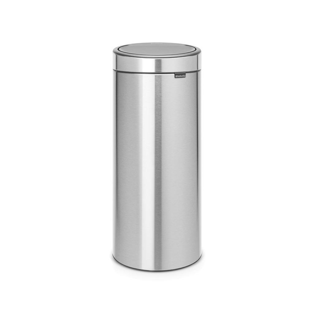 Image of Brabantia Abfalleimer metall , 115462 , Kunststoff , 30 l , 29.5x72x32 cm , 003394045101