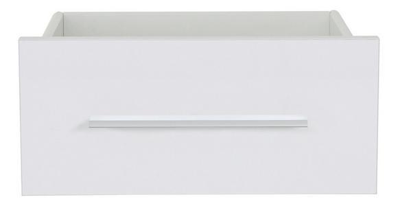 SCHUBKASTENEINSATZ - Weiß, KONVENTIONELL, Holzwerkstoff (37,7/33,9/37cm) - Voleo