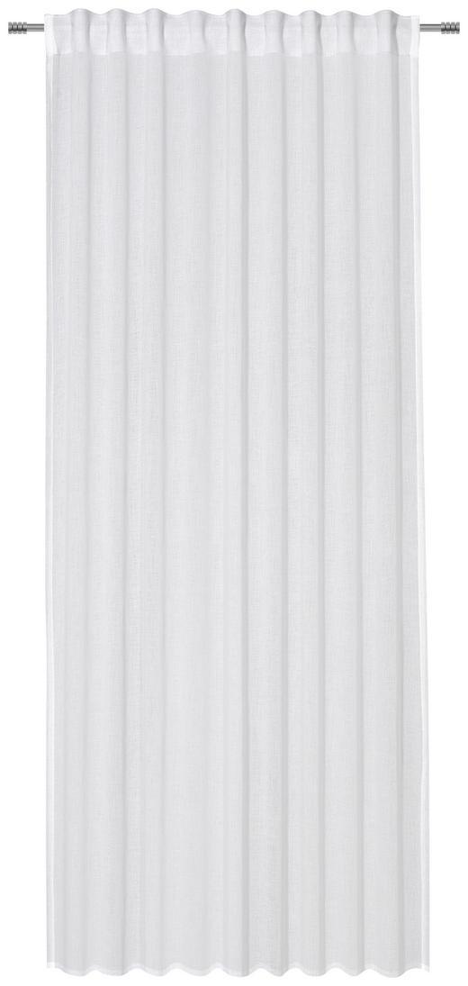 FERTIGVORHANG transparent - Naturfarben, Basics, Textil (135/245cm) - Esposa