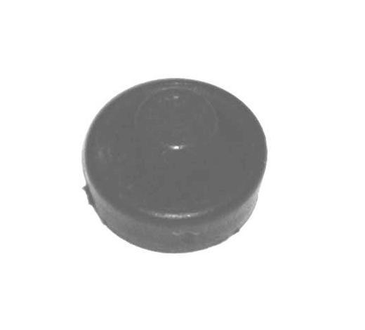 KOCHTOPFDICHTUNG  - Schwarz, Basics, Kunststoff (11.5/9/1cm) - Fissler