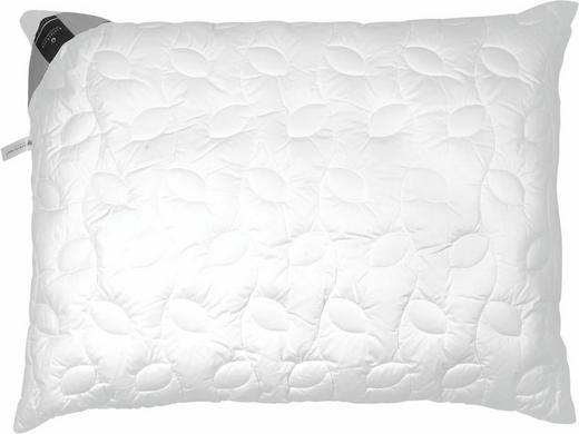 JASTUK PROŠIVENI - bijela, Basics, tekstil (60/80cm) - BILLERBECK