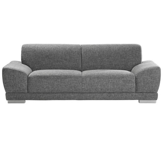 Dreisitzer Sofa Webstoff Dunkelgrau Online Kaufen Xxxlutz