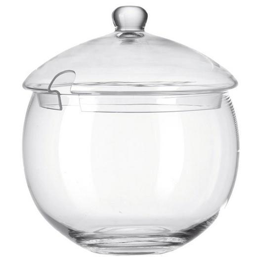 BOWLE - Klar, Glas (25,5/29cm) - Leonardo