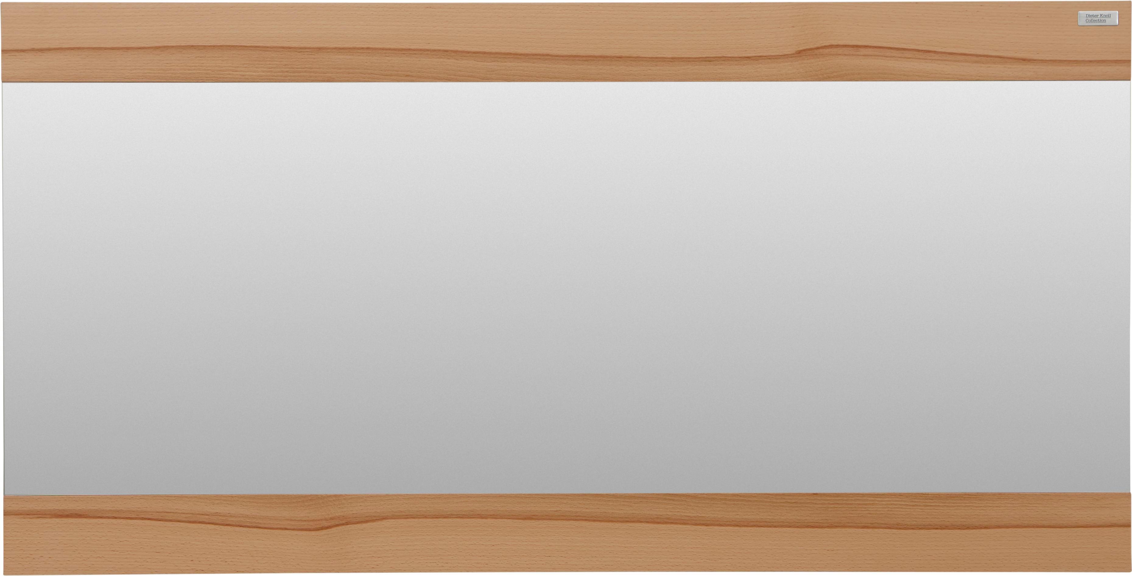 SPIEGEL - Buchefarben, Design, Glas/Holz (118/60/3cm) - DIETER KNOLL