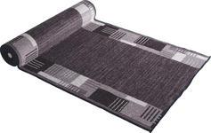 LÄUFER per  Lfm - Grau, KONVENTIONELL, Kunststoff/Textil (80cm) - Esposa