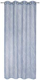 ZAVJESA S RINGOVIMA - plava, Design, tekstil (135/245cm) - Esposa