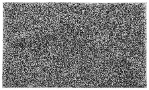 BADTEPPICH  Anthrazit  60/100 cm - Anthrazit, KONVENTIONELL, Textil (60/100cm) - Ambiente