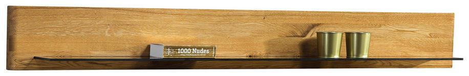 WANDBOARD Eiche  - KONVENTIONELL, Holz (180/22/22cm) - Voleo