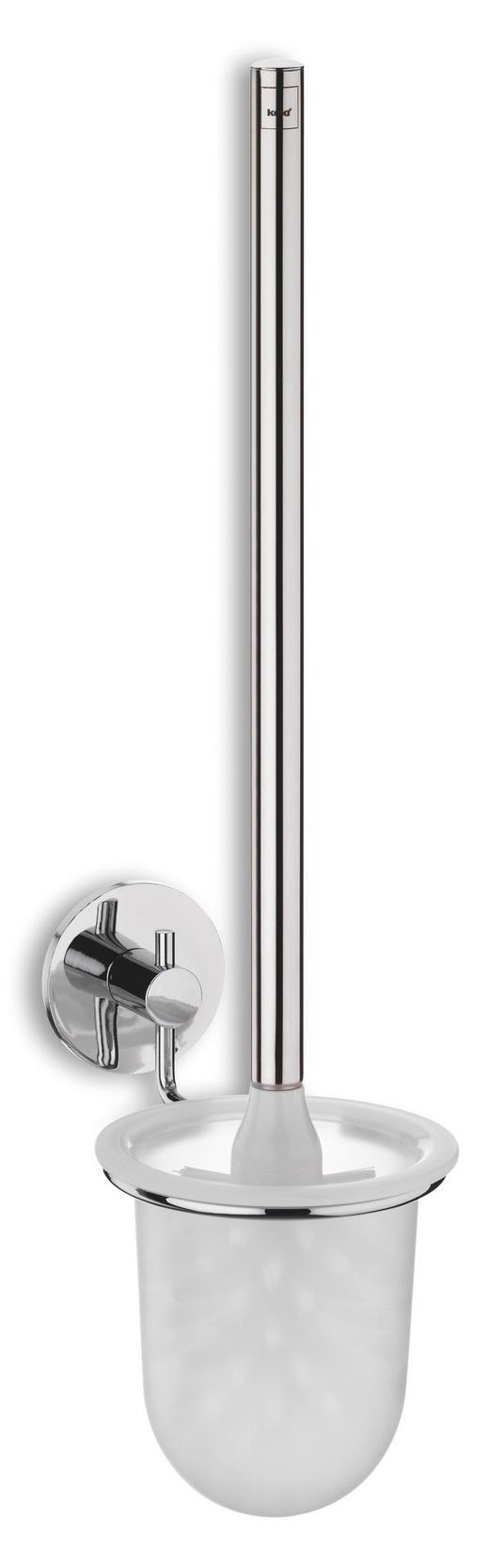 WC-BÜRSTENGARNITUR - Basics, Kunststoff/Metall (15/43cm)