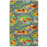 SPIELTEPPICH Car City  - Multicolor, Trend, Textil (100/175cm) - Boxxx