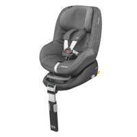 Kinderautositz Pearl - Dunkelgrau/Schwarz, Basics, Kunststoff/Textil (47,5/64/69,5cm) - Maxi-Cosi