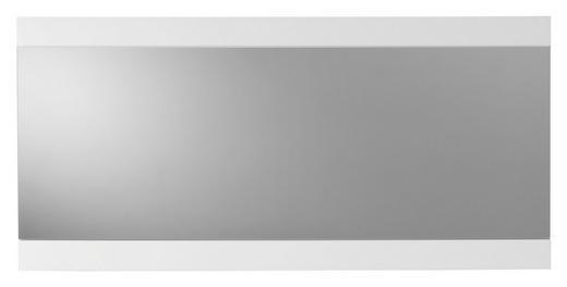 OGLEDALO - bijela, Design, drvo (121/57/2cm) - Xora