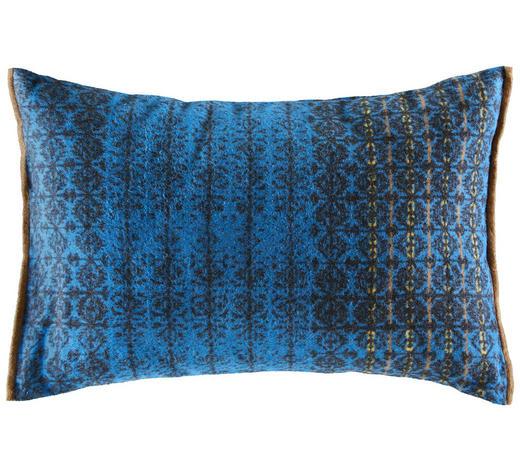 ZIERKISSEN 40/60 cm - Blau, KONVENTIONELL, Textil (40/60cm) - David Fussenegger