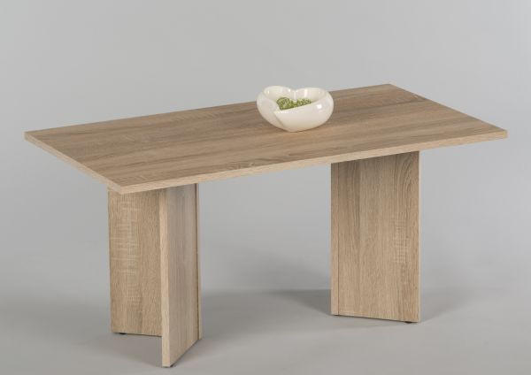 KLUB STOLIĆ - hrast Sonoma, Konvencionalno, drvni materijal (86/44/58cm) - BOXXX