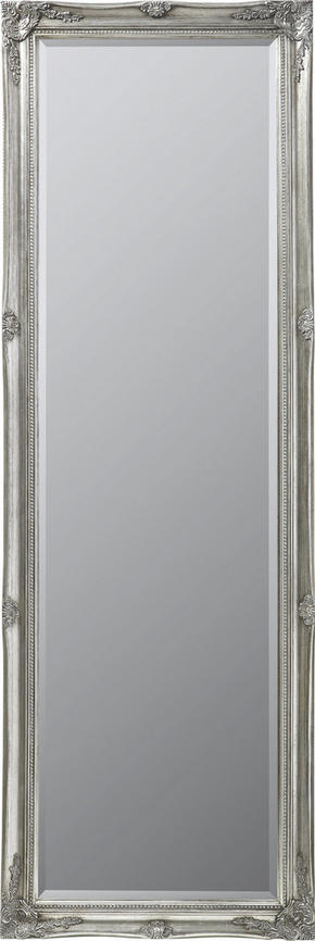 SPEGEL - silver, Lifestyle, glas/trä (75/195/3,3cm) - Landscape