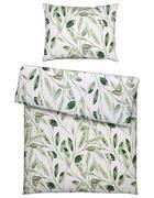 POVLEČENÍ, žerzej, mátově zelená, 140/200 cm - mátově zelená, Lifestyle, textil (140/200cm) - Novel