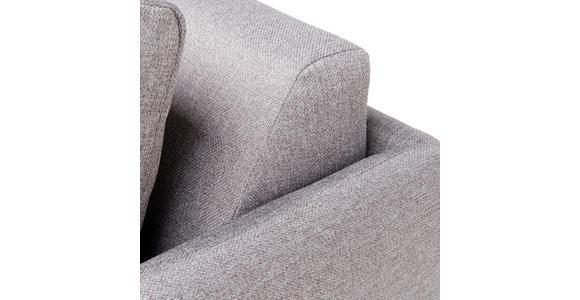 SCHLAFSESSEL in Textil Hellgrau  - Hellgrau/Naturfarben, KONVENTIONELL, Kunststoff/Textil (89/79/94cm) - Cantus