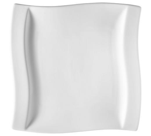 Dessertteller - Weiß, Basics, Keramik (21,8/21,8cm) - Novel