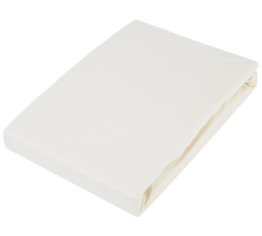 TOPPER-SPANNLEINTUCH 180/220 cm - Weiß, Basics, Textil (180/220cm) - Novel