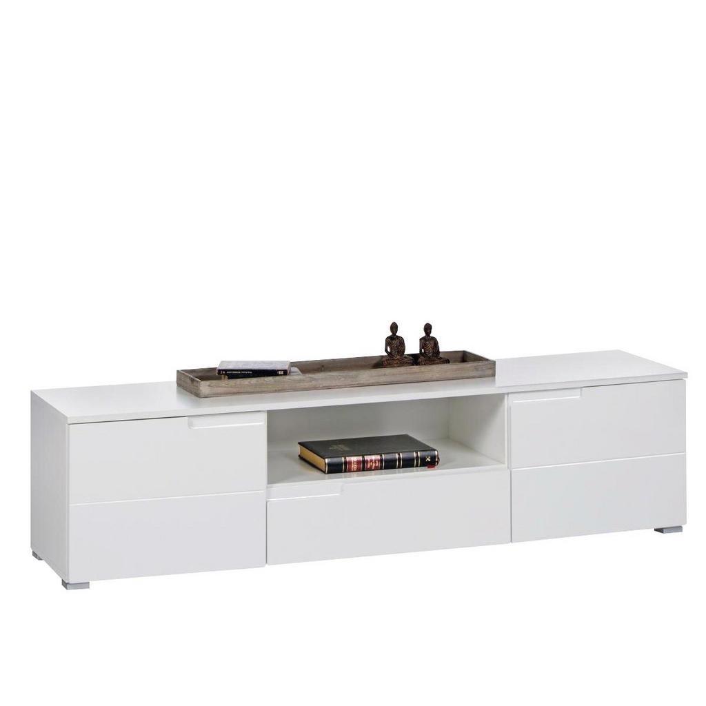 Lowboard In Weiß