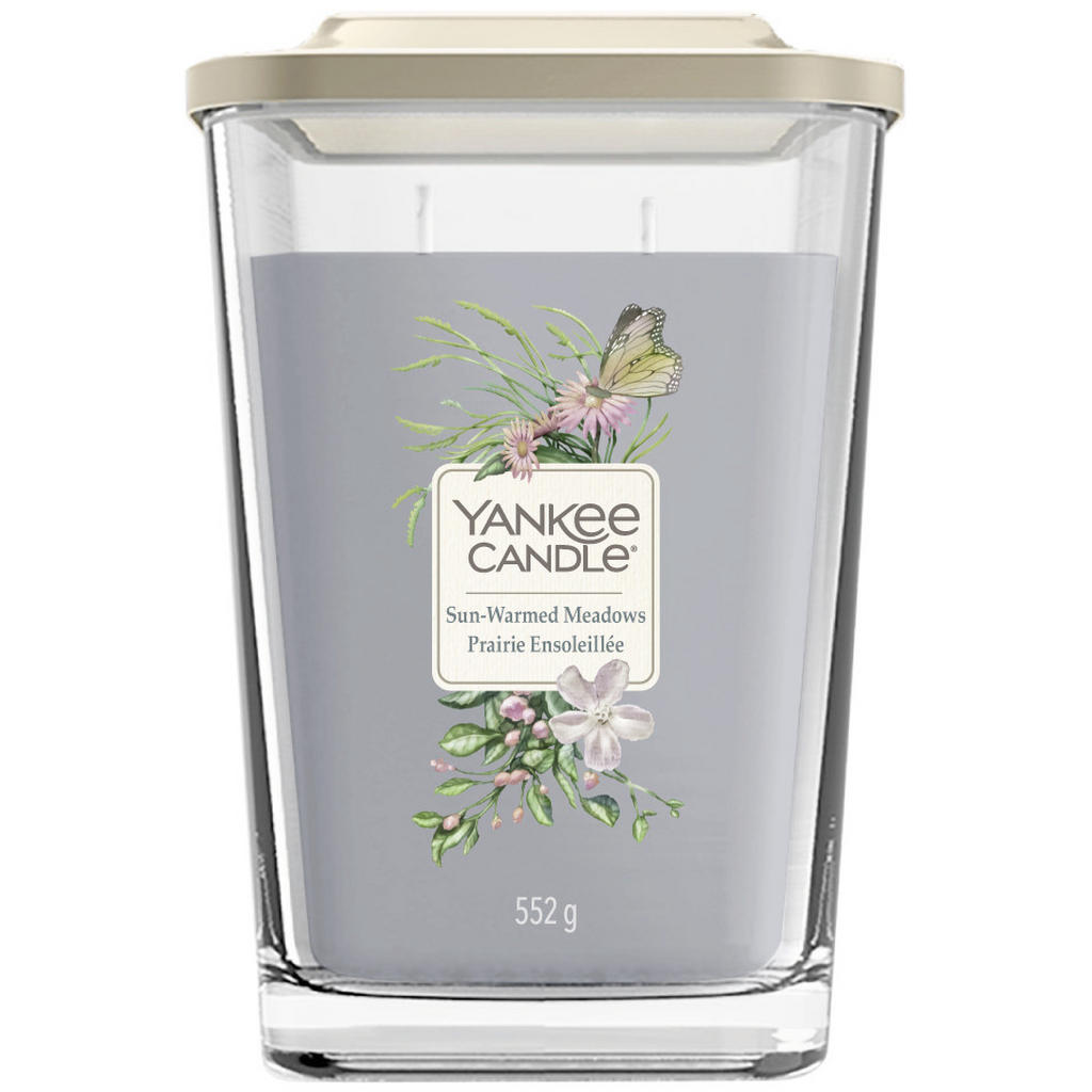 Yankee Candle Duftkerze yankee candle elevation sun warmed meadows