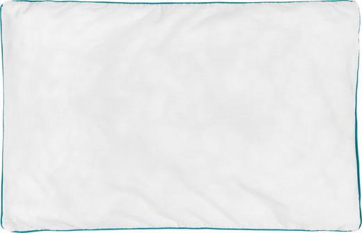 KINDERKISSEN - Weiß, Basics, Textil (40/60/cm) - My Baby Lou