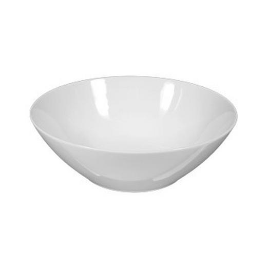 SALATSCHÜSSEL 16 cm - Weiß, Basics, Keramik (16cm) - Seltmann Weiden