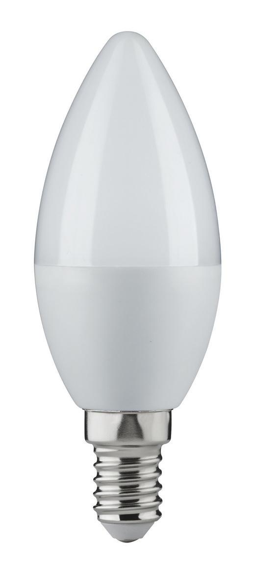 E14 LED ŽARNICA 3971 - bela, Konvencionalno, steklo (3,7/9,9cm) - Paulmann