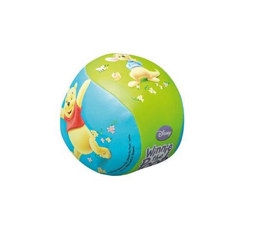 SPIELBALL - Multicolor, Basics, Kunststoff (10cm)