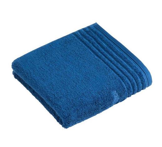 RUČNÍK - tmavě modrá, Basics, textil (50/100cm) - Vossen