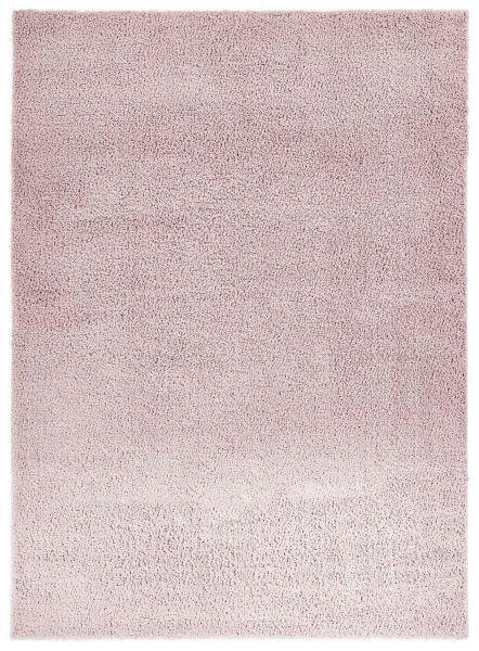 WEBTEPPICH  067/140 cm  Rosa - Rosa, Textil (067/140cm) - Novel