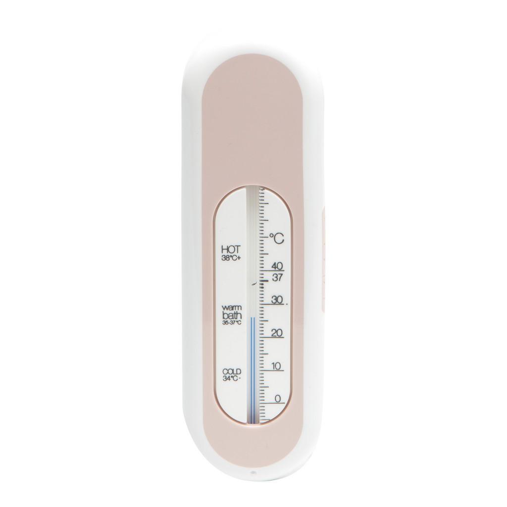 Image of Bebe Jou Badethermometer , 4236056 , weiss, Altrosa , Kunststoff , 5x1.3x16.5 cm , glänzend , 008296010403