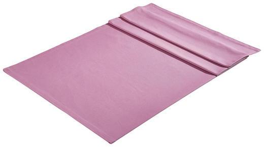 TISCHDECKE Textil Webstoff Violett 130/160 cm - Violett, Basics, Textil (130/160cm) - Bio:Vio