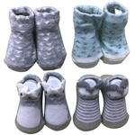 SOCKEN 4-ER PACK - Multicolor, Basics, Textil - My Baby Lou