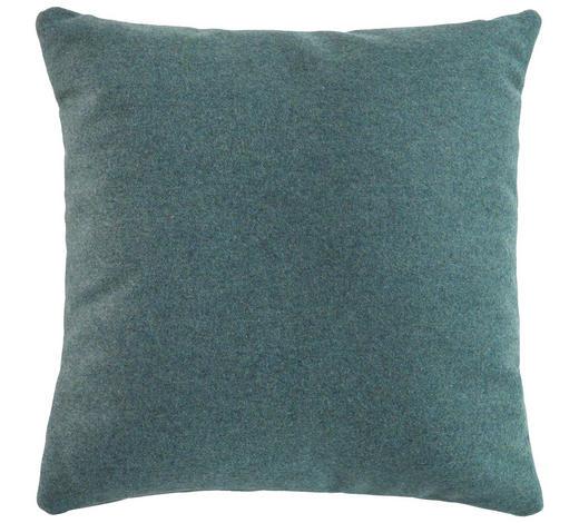 Zierkissen 35/35 cm  - Mintgrün, Design, Textil (35/35cm) - Ambiente