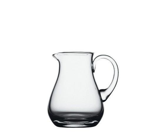 DŽBÁN SKLENĚNÝ, 1 l,  - průhledné, Konvenční, sklo (1,46/1,78/1,25cm) - Homeware