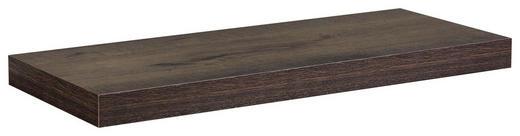 WANDBOARD Nussbaumfarben - Nussbaumfarben, Design (60/3,8/23,5cm) - Carryhome