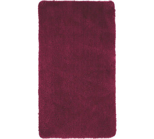 PŘEDLOŽKA KOUPELNOVÁ, 70/120 cm, fialová - fialová, Basics, textil/přírodní materiály (70/120cm) - Esposa