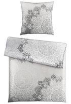 POSTELJNINA CASABLANCA - svetlo siva, Design, tekstil (135/200cm) - Esposa