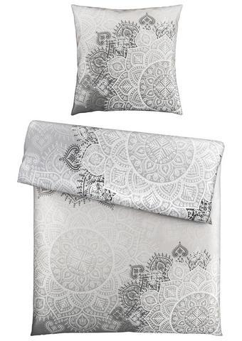 POSTELJNINA CASABLANCA saten svetlo siva 135/200 cm  - svetlo siva, Design, tekstil (135/200cm) - Esposa