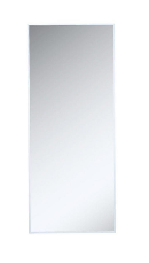 ZRCADLO - barvy stříbra, Design, sklo (50/120/1cm) - Boxxx